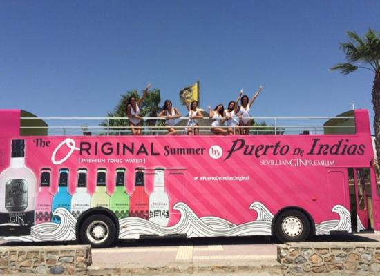 Summer Road Show de Puerto de Indias
