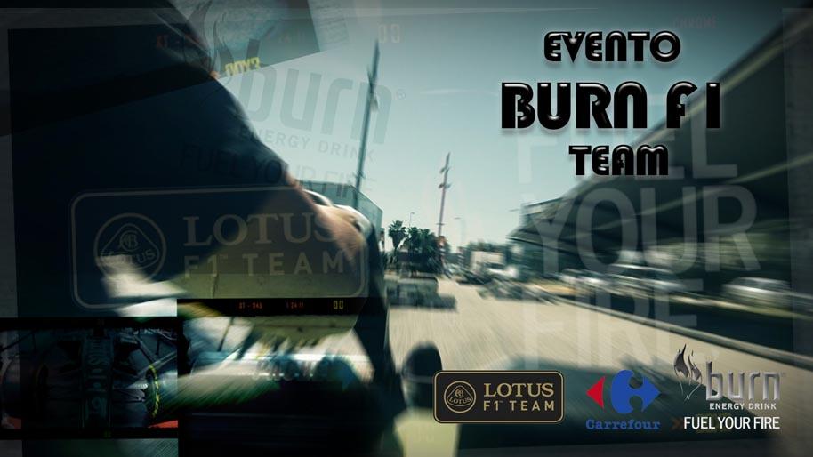 Burn F1 Team