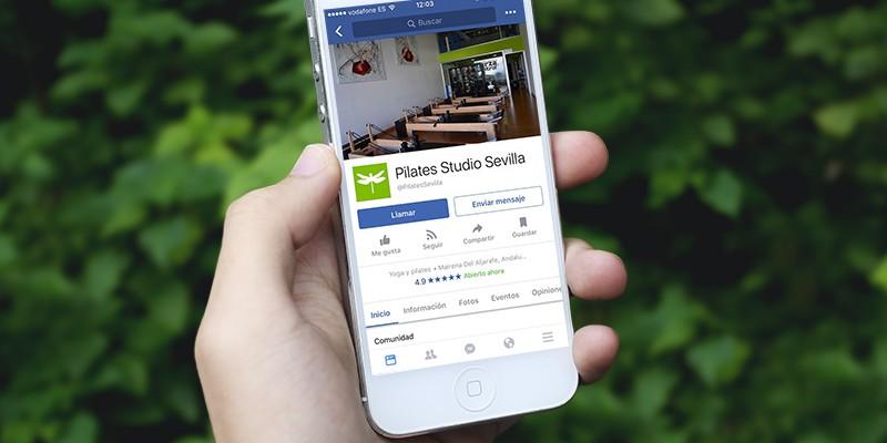 Pilates Studio Sevilla confía en Vértigo Comunicación para la gestión de su comunicación online