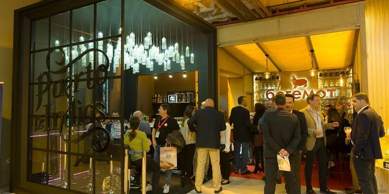 Vértigo Comunicación se ocupa de la presencia de Puerto de Indias en Salón Gourmet 2017