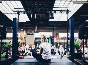 La fiebre del wellness se cuela en eventos corporativos